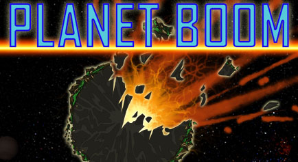 Play Planet Boom on Newgrounds