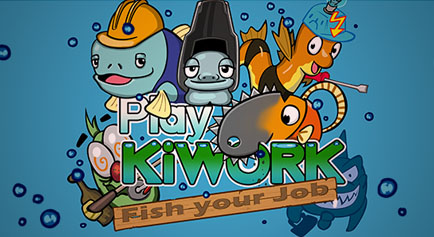Play Kiwork on 25games.net