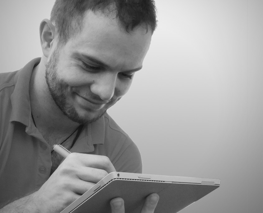 Simon Gangle Profile - Artist