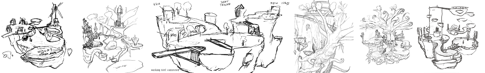 environment thumbnails sketches