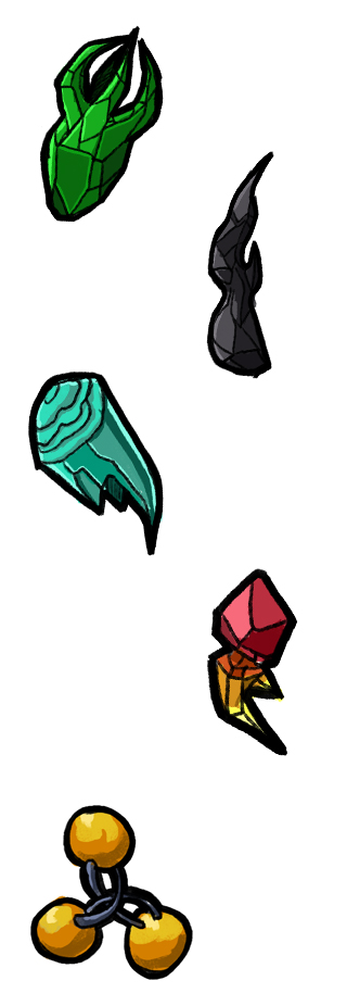crystal first sketches 1