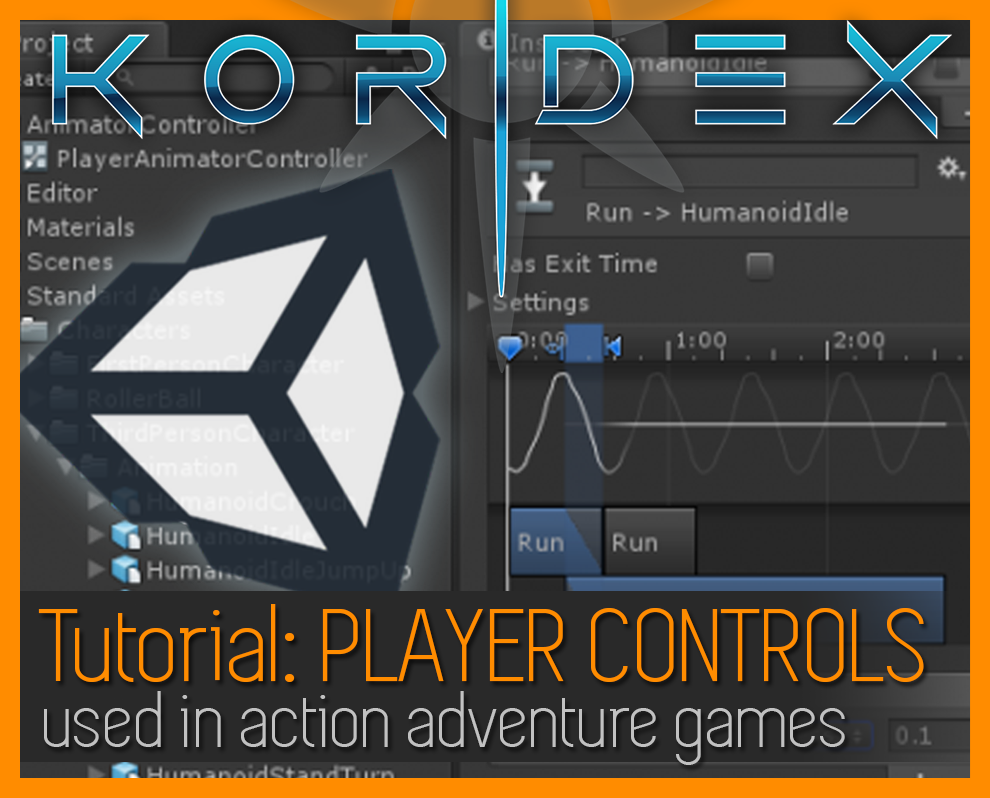 Player Controls - how to implement action-adventure like player